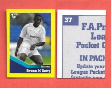 Bolton Wanderers Bruno N`Gotty France BTL (D)